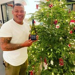 Thank you very much Mr. Steffon Armitage @steffonarmitage7 for celebrating Christmas with a bottle of #sentiersdeseptembre Blanc 2019. Hope you had a great moment !! Good luck for your on-going rugby season and your chase for #top14 next season !! #chateaudevalcombe #costieresdenimes